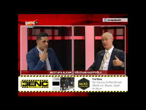 Er Meydanı & UBP Milletvekili Oğuzhan HASİPOĞLU 22.05.2018