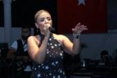 50. Geleneksel İskele Festivali'nde yerli sanatçılar konseri