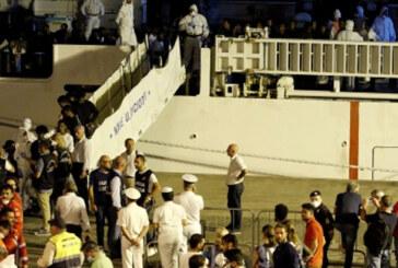 İtalya, karaya çıkarmadığı göçmenlerin gemiden inmesine izin verdi