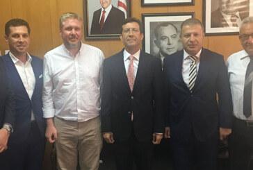 KTSO heyeti Merkez Bankası Başkanı Günay'ı ziyaret etti