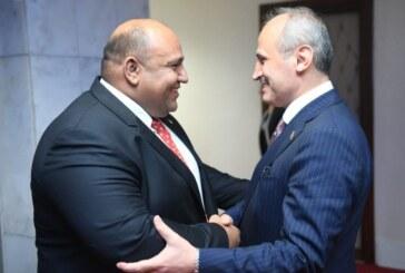 Tolga Atakan, İstanbul Yeni Havalimanının açılışına katılacak