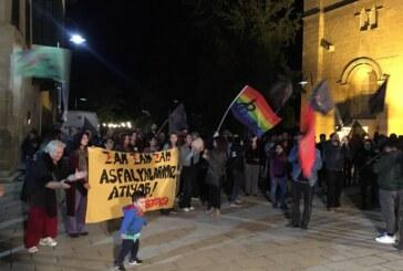 """Pahalılığı Protesto Mitingi"" düzenlendi"
