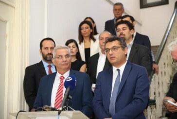 CTP ve AKEL: Anastasiadis önerilerini en kısa sürede sunmalı