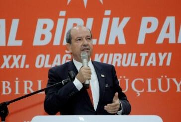 """""""UBP başkanının ilk esaslı görevi partimizi hükümete getirmek"""""""