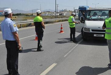 """""""Trafik ve Asayiş Operasyonu"""" düzenlendi"""