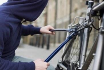 Gazimağusa'da bisiklet hırsızlığı
