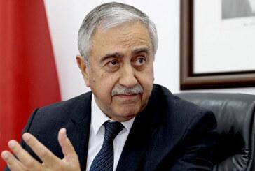 Akıncı, İstanbul'da yeni havalimanı açılışına katılacak