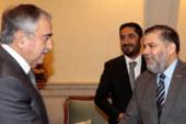 Cumhurbaşkanı Akıncı, MÜSİAD Kıbrıs Başkanı Sadıkoğlu'nu kabul etti
