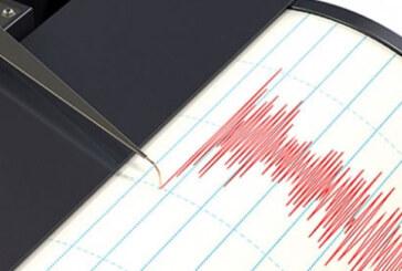 Kıbrıs'ın güneyinde deniz içerisinde deprem meydana geldi