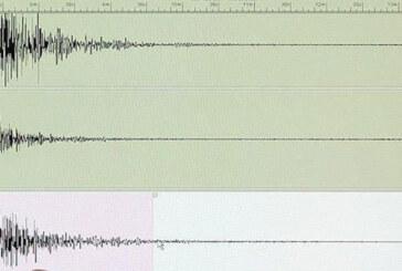Akdeniz'de 4.1 büyüklüğünde deprem