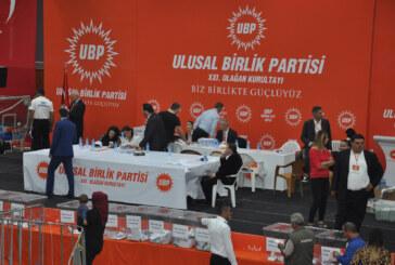 UBP Kurultayında tasnif sürüyor