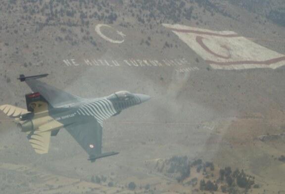 Solo Türk yarın İskele semalarında gösteri uçuşu yapacak