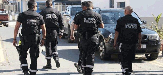 Kakopetria bölgesi, polisi uğraştırıyor