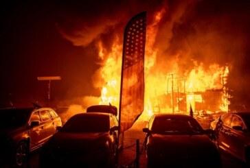California'daki orman yangınlarında ölü sayısı 9'a yükseldi