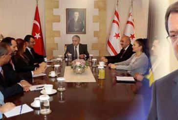 CTP Kıbrıs Çalışma Grubu yarın Anastasiadis'i ziyaret edecek