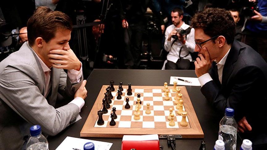 Magnus Carlsen dördüncü kez dünya satranç şampiyonu oldu
