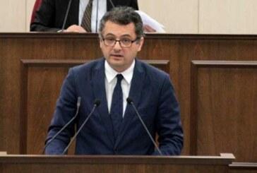 Erhürman: Başbakanlık ve Elçilik arasında çalışmalar devam ediyor
