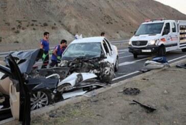 2018'de trafik kazalarında 24 kişi hayatını kaybetti