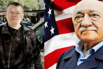 Papaz Brunson: Gülen'i Türkiye'ye göndersinler