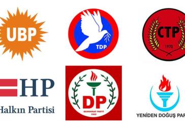 Siyasi partilere ayrılan pay 13 milyon TL