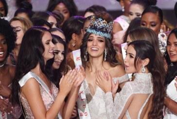 Miss World 2018 belli oldu