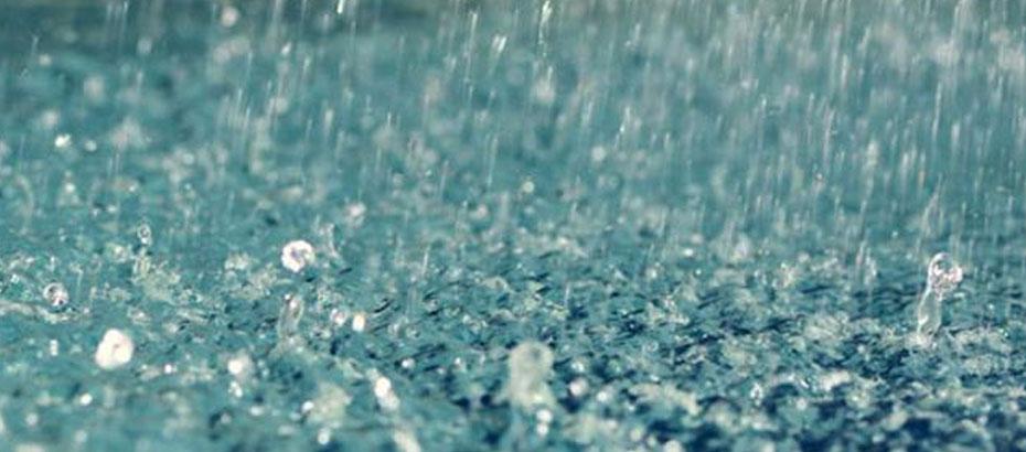 Karaoğlanoğlu'na 75 kg yağış kaydedildi