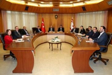 Bakanlar Kurulu, Başbakan Tufan Erhürman başkanlığında toplandı