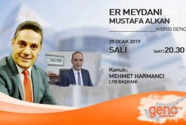 Mehmet Harmancı bu akşam Er Meydanı'nda