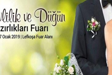 Evlilik ve Düğün hazırlıkları fuarı yarın başlıyor