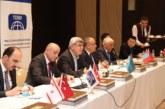 Özçınar, İstanbul'da gerçekleştirilen TDBB Yönetim Kurulu Toplantısı'na katıldı