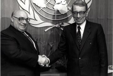 3. Cumhurbaşkanı Derviş  Eroğlu: Hizmetleri unutulmamalı