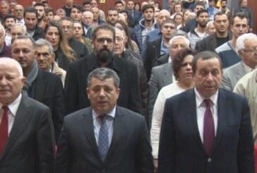 KSTU, Kurucu Ciumhurbaşkanı Denktaş'ı anma etkinliği düzenlendi