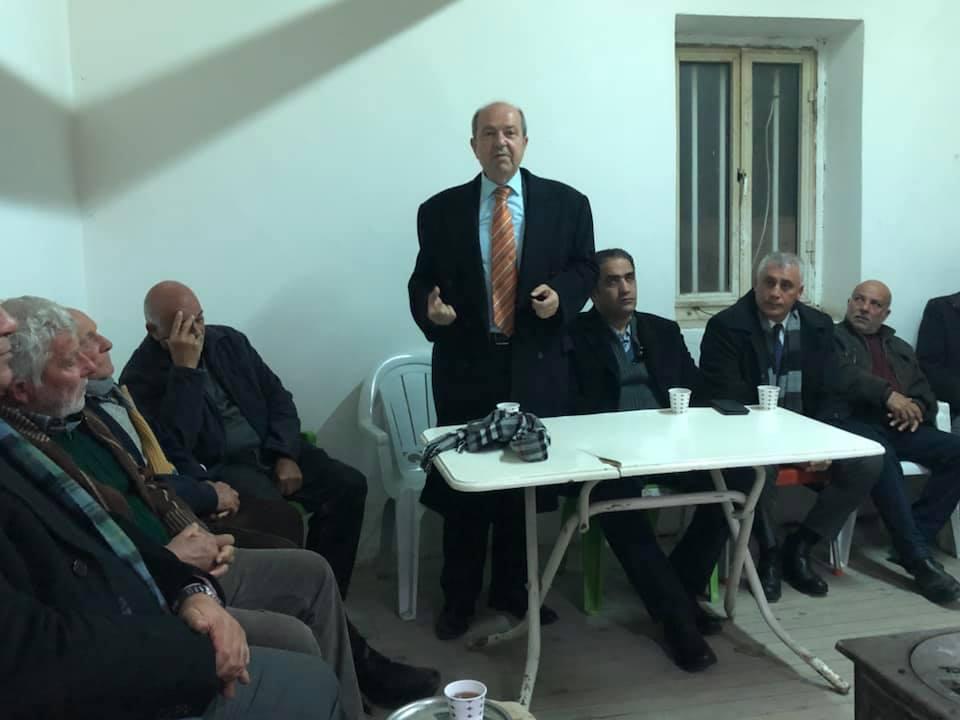 Tatar: UBP icraat, CTP ıstıraptır