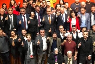 Tatar, İskele İlçesi Gençlik Kolları tarafından düzenlenen panele katıldı