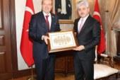 Tatar: Türkiye'nin desteğiyle büyük hedeflere ulaşabiliriz