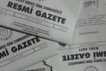 Resmi Gazete'den: Atamalar, arazi tahsisleri katkılar
