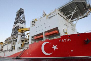 Türkiye, Akdeniz'deki sondajda hedefe yaklaştı