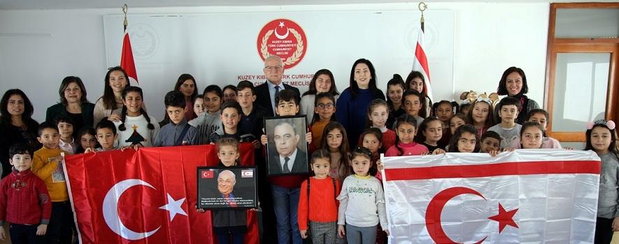 Töre Alaniçi, Akova ve Yıldırım Okul Öğrencilerini kabul etti