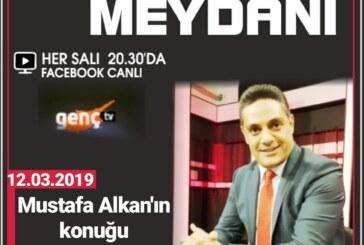 İçişleri Bakanı Ayşegül Baybars, bu akşam Er Meydanı'nda