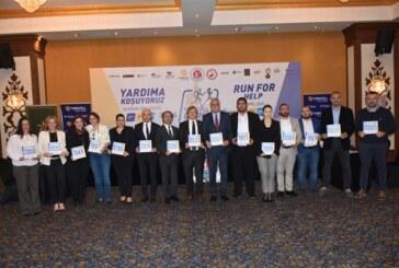 """""""Turkcell Girne Yarı Maratonu"""" ile ilgili bugün basın toplantısı düzenlendi"""