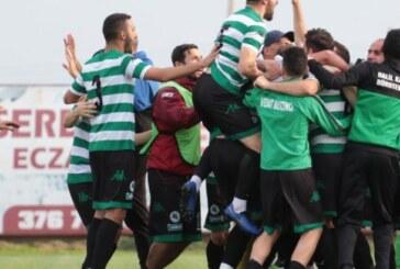 İlk Şampiyon Görneç (0-1)