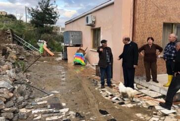 Tatar,Taşkent' i ziyaret ederek vatandaşlara geçmiş olsun dileklerini iletti, incelemelerde bulundu