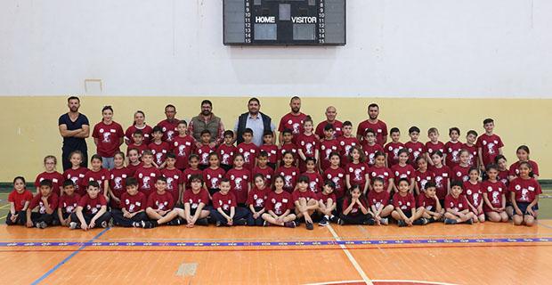Lefkoşa ve Girne'de Atletizm şenliği