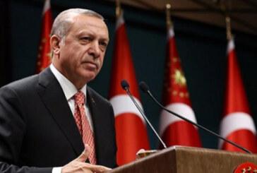"""TC Cumhurbaşkanı Erdoğan'dan """"Türkiye'yi daha ileri taşıyalım"""" paylaşımı"""