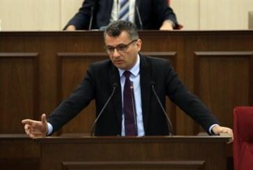 Erhürman: Merkez Bankası'ndan avans alınması yasal