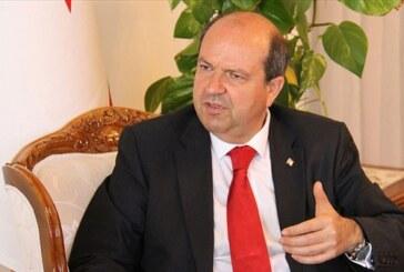 Tatar, Halkın Partisi (HP) ile koalisyon hükümeti kurma çalışmalarının sürdüğünü bildirdi