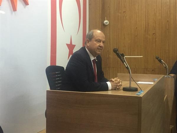 Tatar: Yeni hükümet KKTC'ye hayırlı olsun