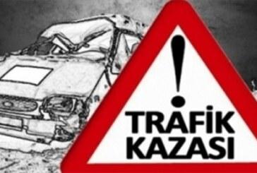 Gazimağusa'da motosiklet kazası: 1 kişi ağır yaralı