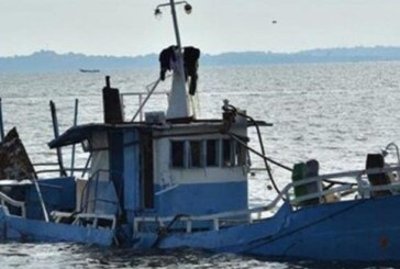 Uganda'da futbolcu ve taraftarları taşıyan tekne battı