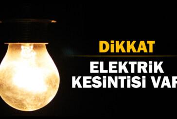 Gönyeli'de bazı sokaklara elektrik verilemeyecek